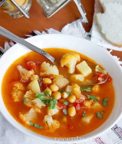рецепт супа с чечевицей и бараниной